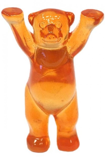 Magnet Orange - Buddy Bear