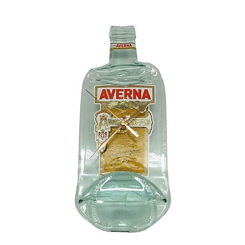 Flaschenuhr - Averna