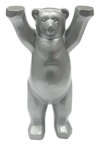 Uni Silber - Buddy Bear