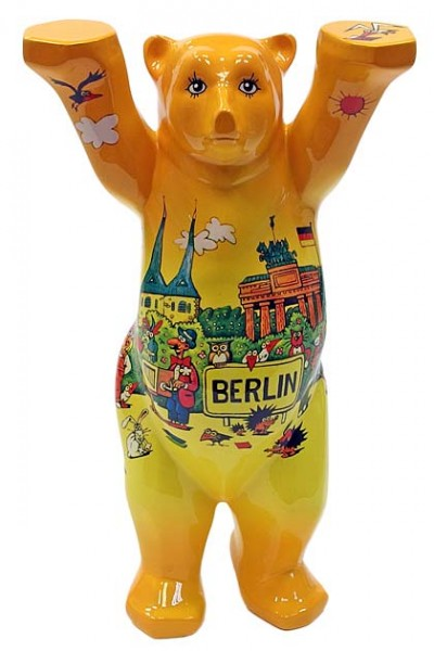 Berlin Comic VI - Buddy Bear