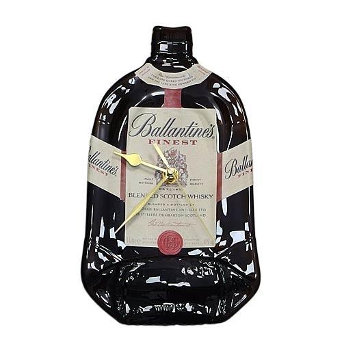 Flaschenuhr - Ballantines