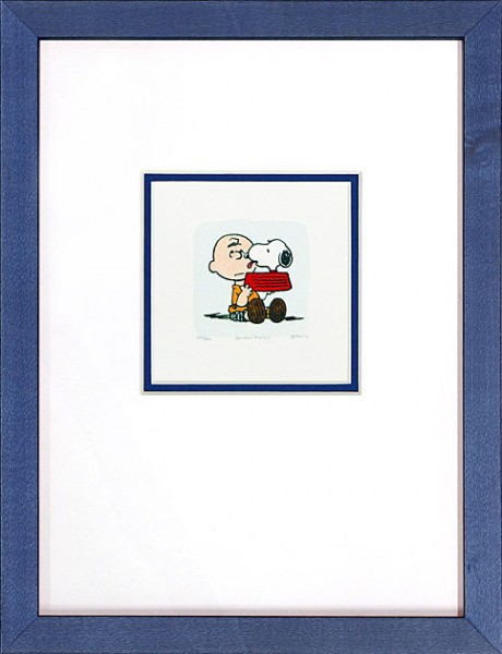 Peanuts - Charlie Brown + Snoopy