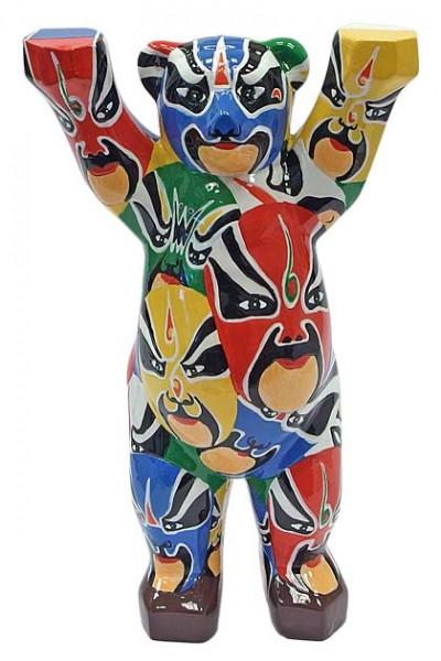 Masken - Buddy Bear