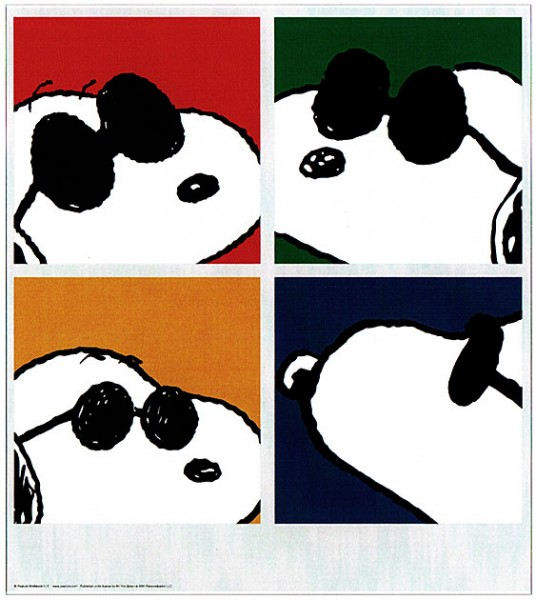 Peanuts - Snoopy - Faces