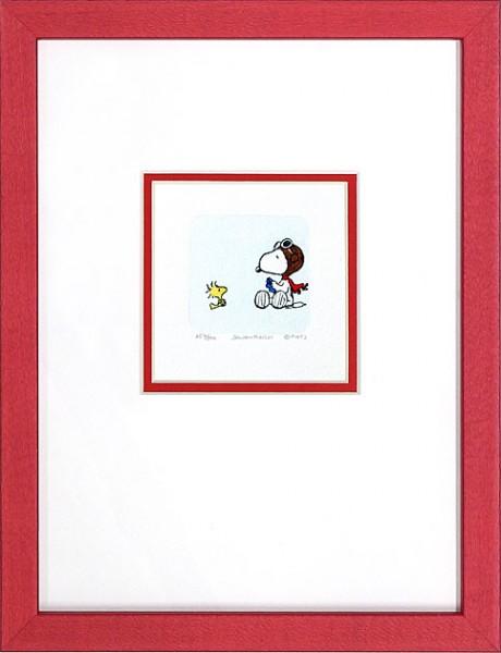 Peanuts - Woodstock + Snoopy