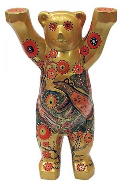 Goldener Bär - Buddy Bear