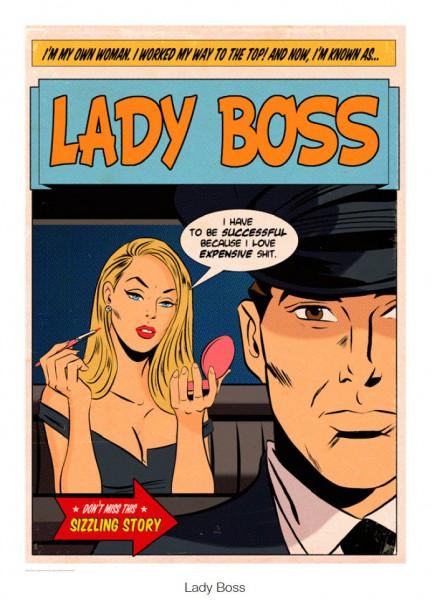 Des Taylor - Lady Boss