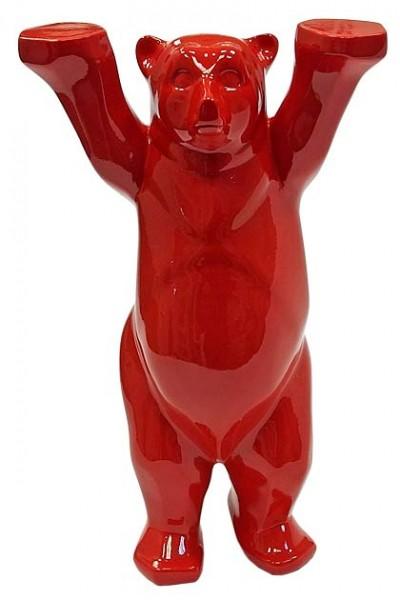 Uni Rot - Buddy Bear