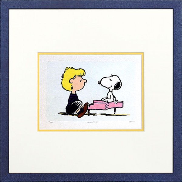 "Peanuts - ""Schroeders Piano"""