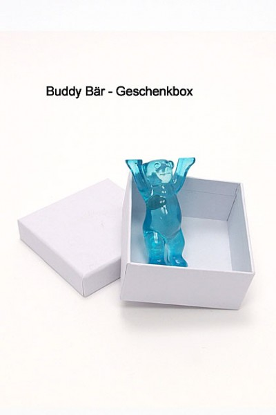 Magnet Blau - Buddy Bear