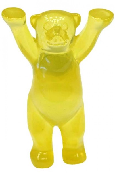 Magnet Gelb - Buddy Bear