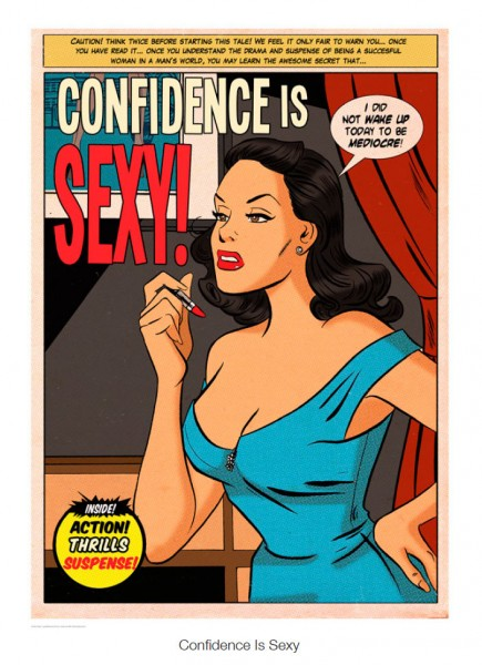 Des Taylor - Confidence Is Sexy