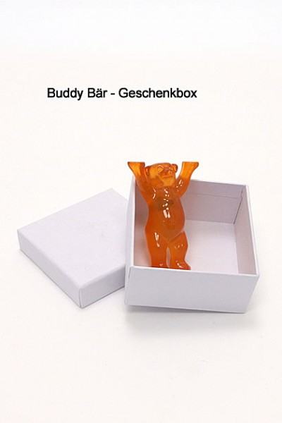 Magnet Orange - Buddy Bear