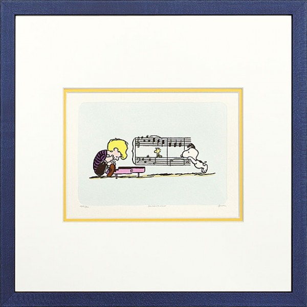 "Peanuts - ""Piano"""