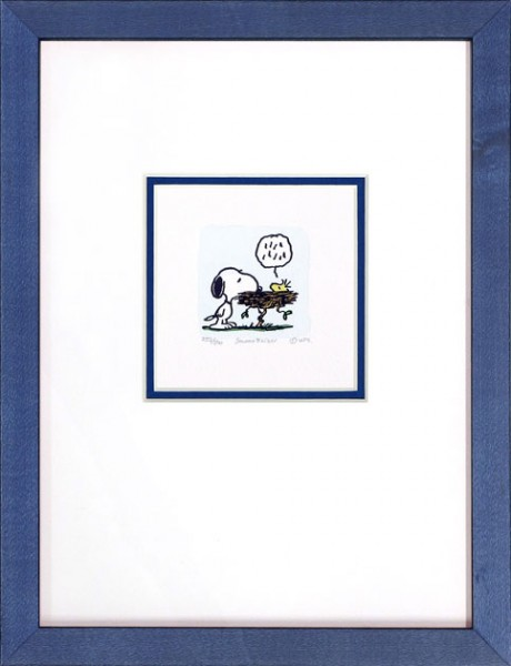 Peanuts - Snoopy + Woodstock