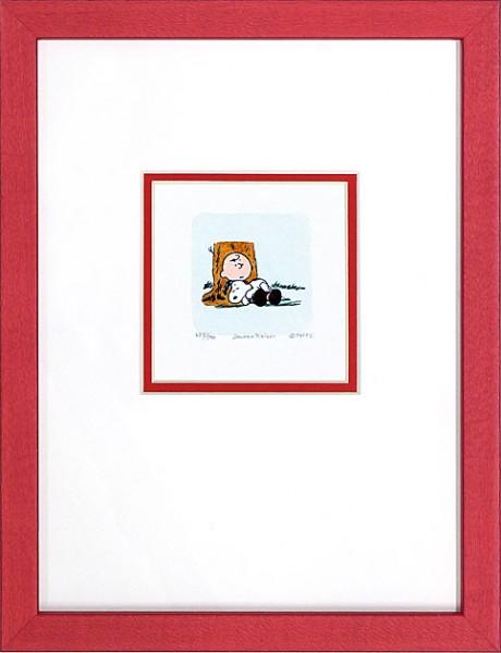 Peanuts - Charlie Brown + Snoopy