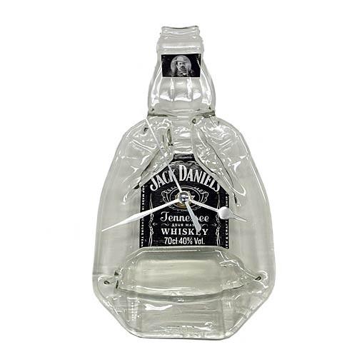 Flaschenuhr - Jack Daniels