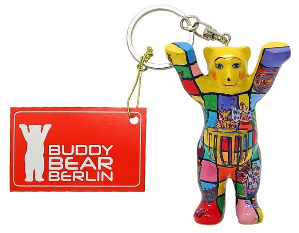 Schlüsselanhänger - Berlin Karree