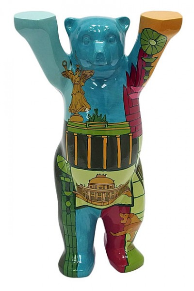 Berlin Art Deco - Buddy Bear