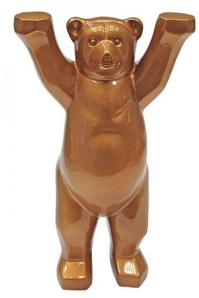 Uni Bronze - Buddy Bear
