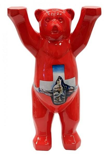 Schweizer Kreuz - Buddy Bear