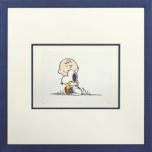 """Peanuts - """"Best Friends"""""""