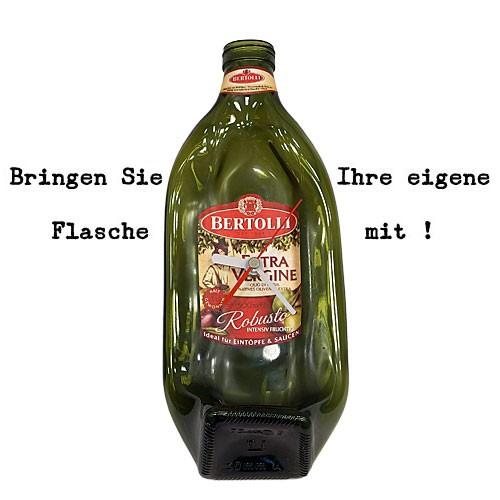 Eigene Flaschenuhr