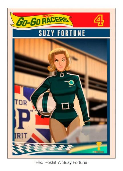 Des Taylor - Suzy Fortune