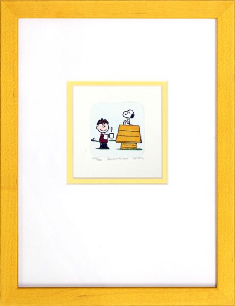 Peanuts - Charly Brown + Snoopy