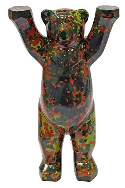 Tarnfleck - Buddy Bear