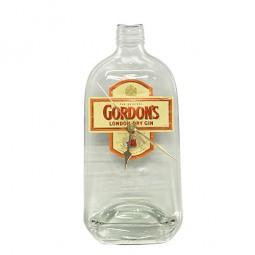 Flaschenuhr - Gordons Gin