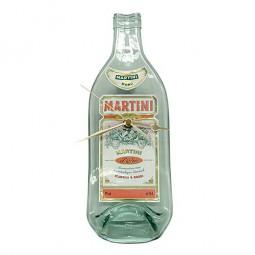 Flaschenuhr - Martini